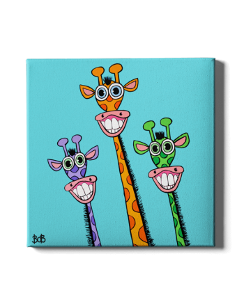 Le Giraffe di Tommy Bob Art by Bob Marongiu