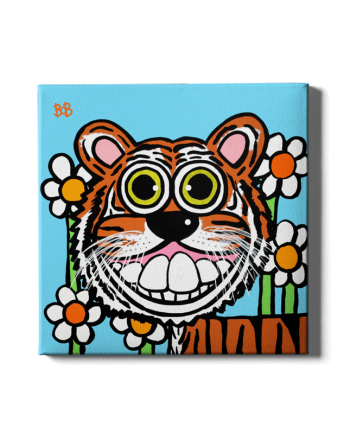Tigre Bob Art by Bob Marongiu