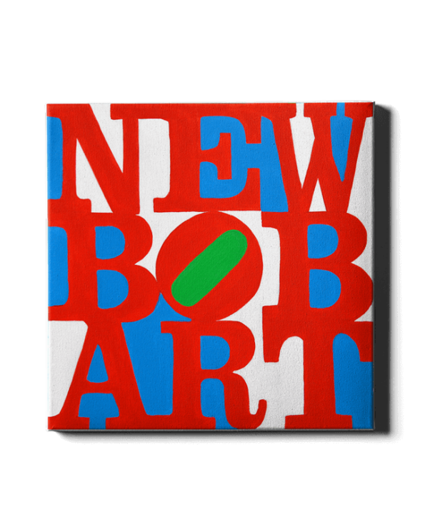 J'adore-Robert-Indiana-Bob-Art-by-Bob-Marongiu